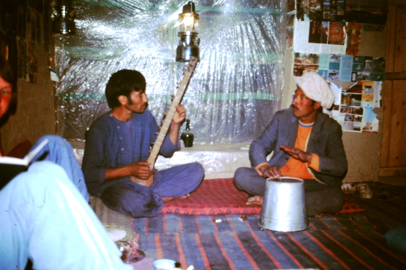 Band-e Amir – Musicians