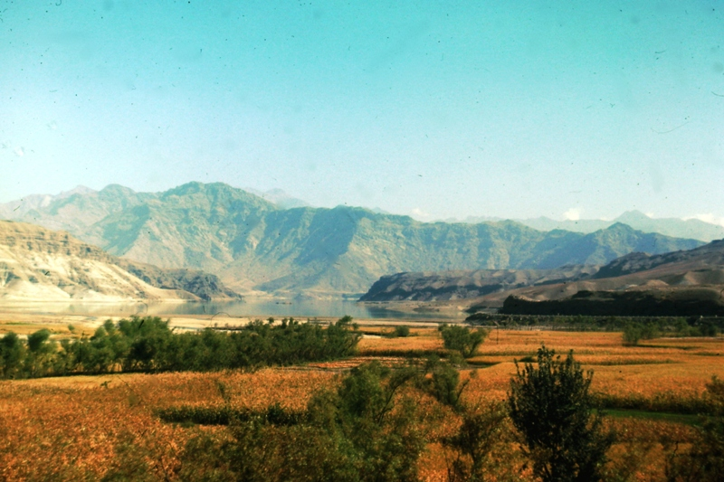 Between Kabul and the Khyber Pass
