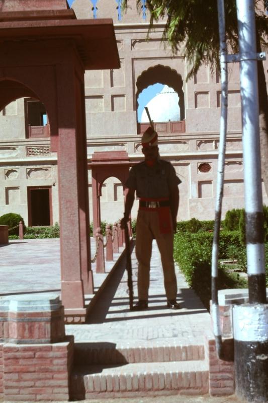 Lahore – Soldier