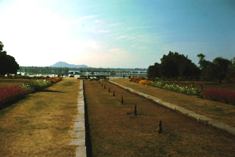 Srinagar – Nishat Gardens