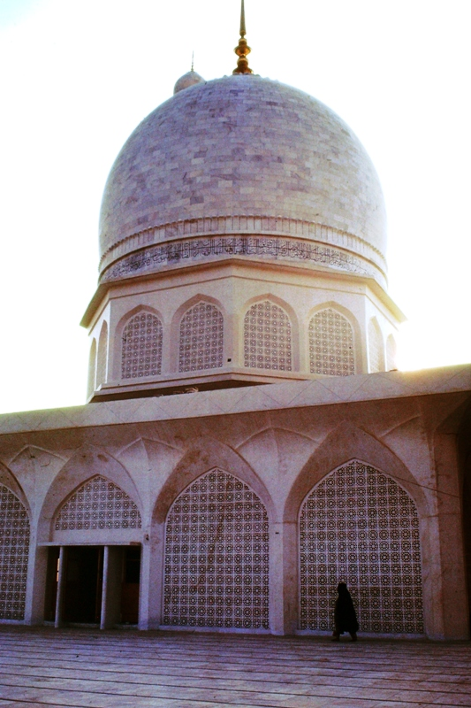 Srinagar – Mosque