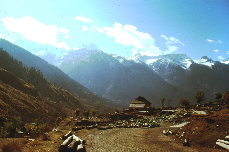 Kashmir – View from Sonamarg