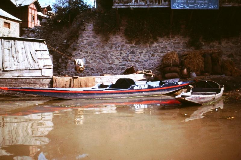 Srinagar – Police boat