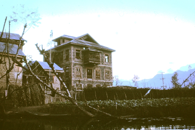 Kashmiri house