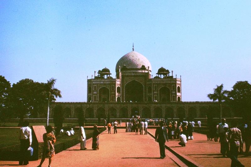 Delhi – Humayun's Tomb