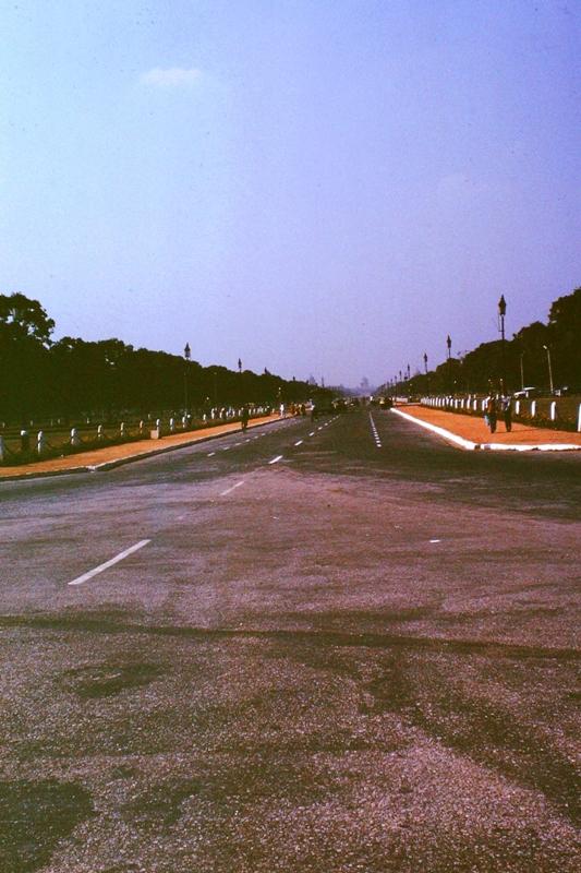 Delhi – Rajpath