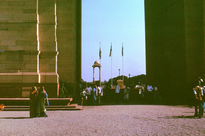 Delhi – India Gate