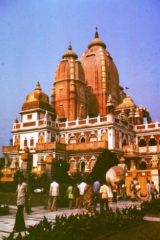 Delhi – Lakshmi Temple