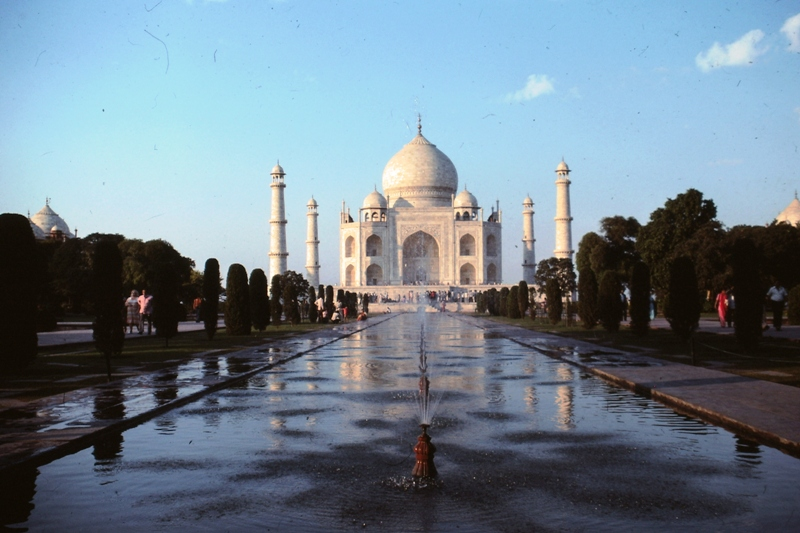 Agra – Taj Mahal – Perfection!
