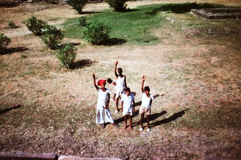 Fatehpur Sikri – Gardeners