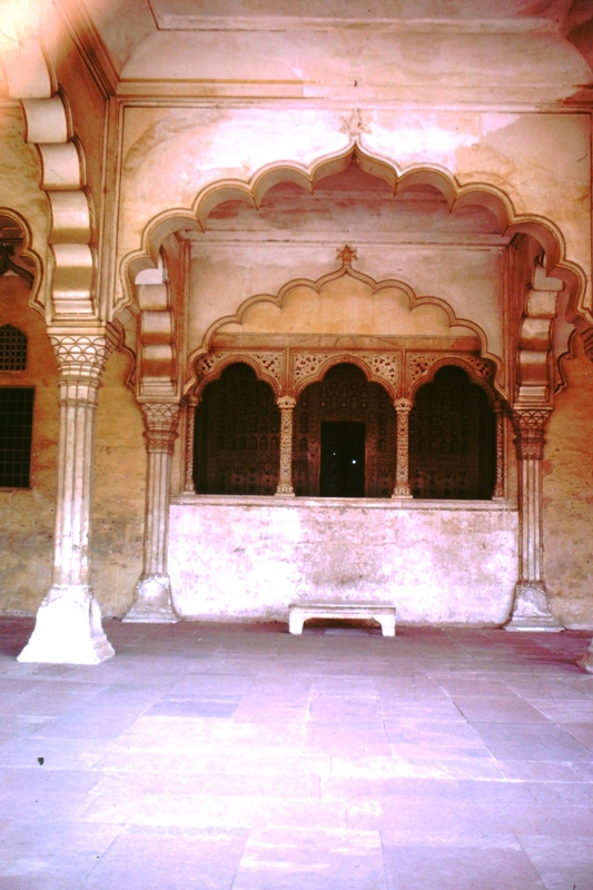 Agra – Red Fort