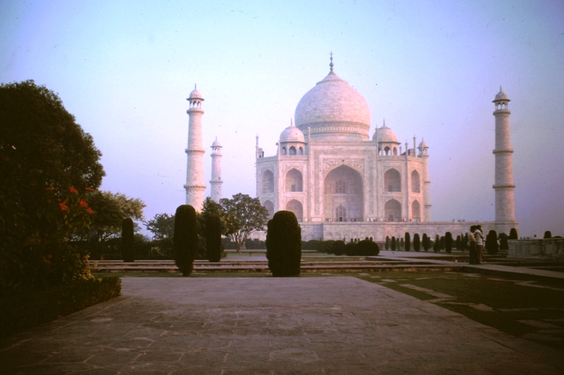 Agra – Taj Mahal – Early Morning