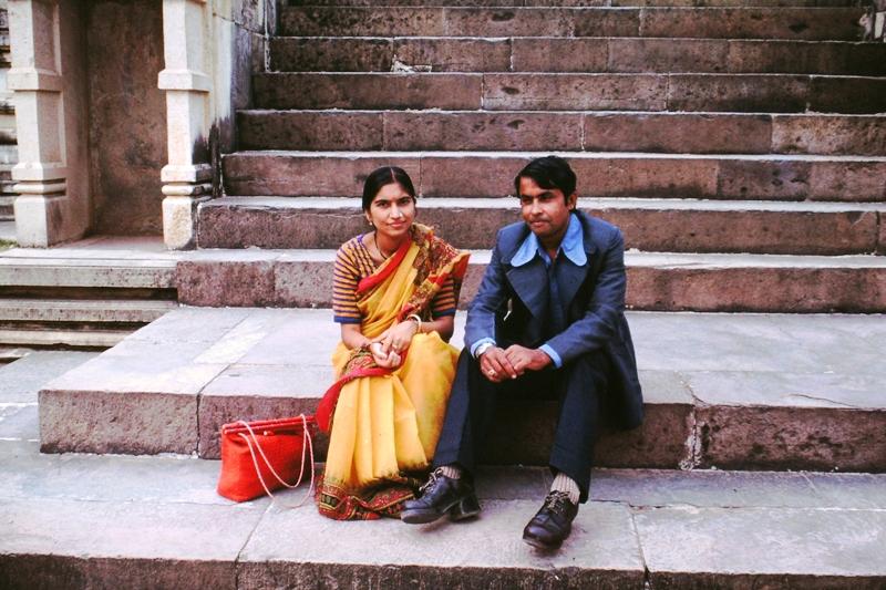 Khajuraho – Mr & Mrs S K Bhatia, Patna, Bihar