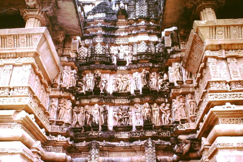 Khajuraho – Lakshman Temple