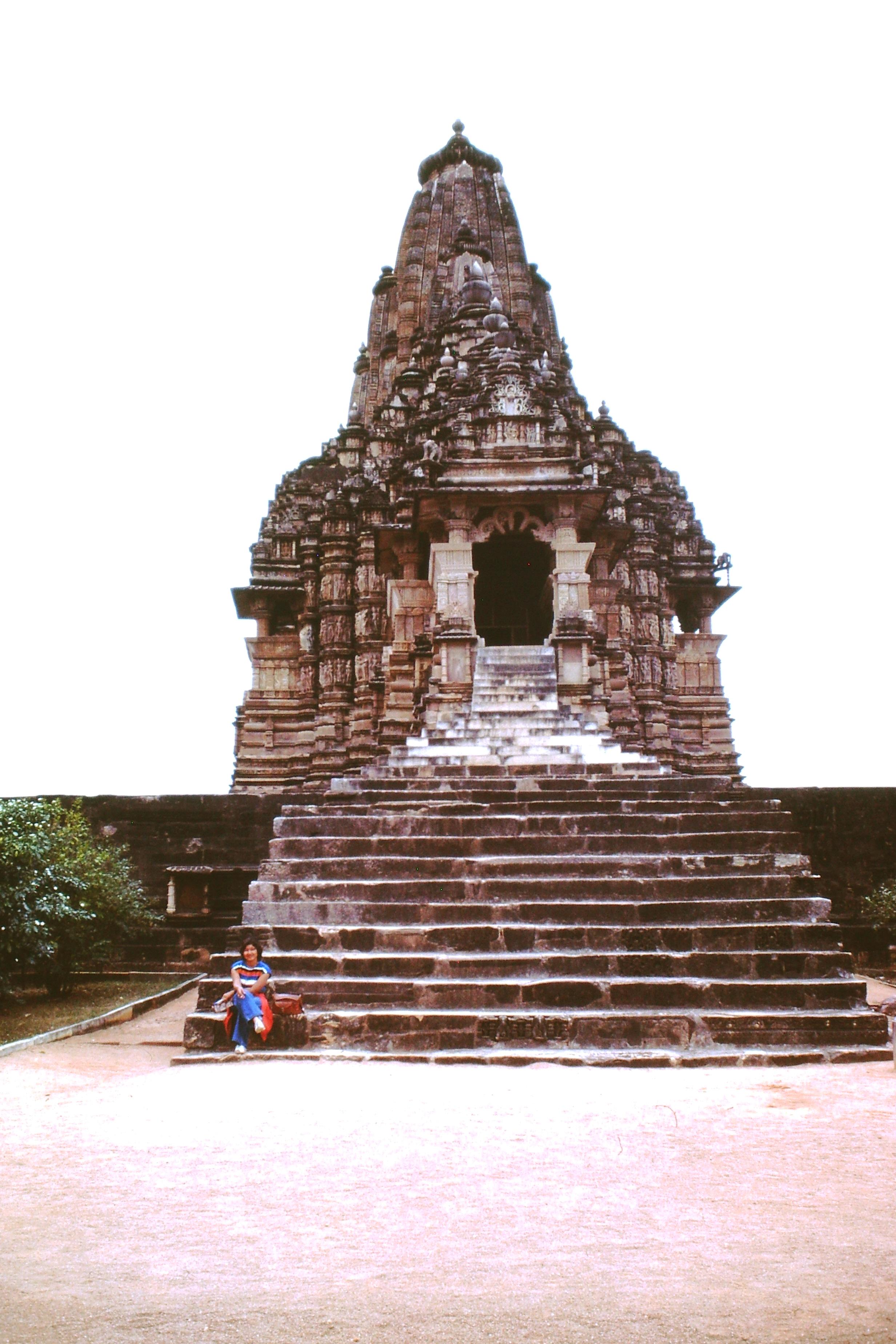 Khajuraho – Vishvanatha Temple
