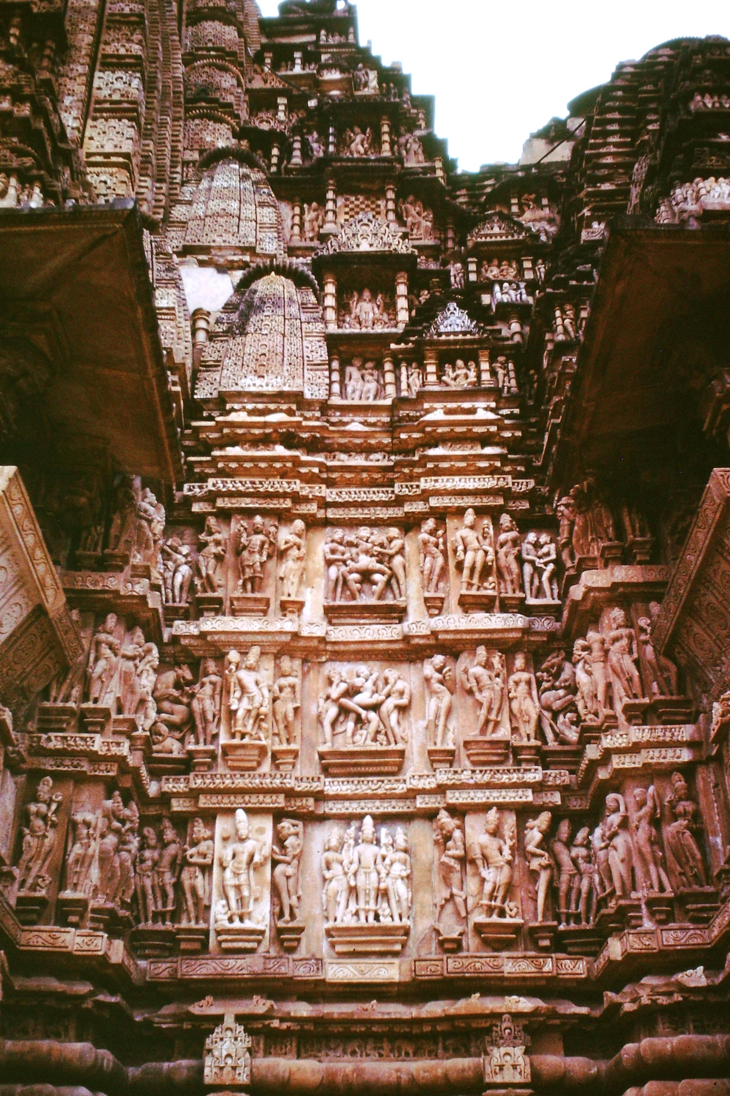 Khajuraho - Vishvanatha Temple