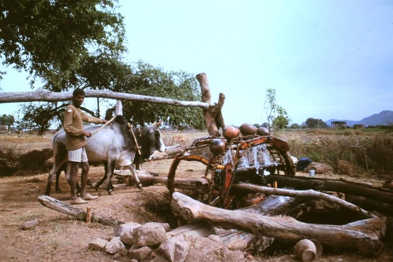 Khajuraho – Irrigation system
