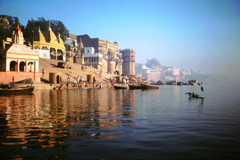 Varanasi – The Ganges - Ghats