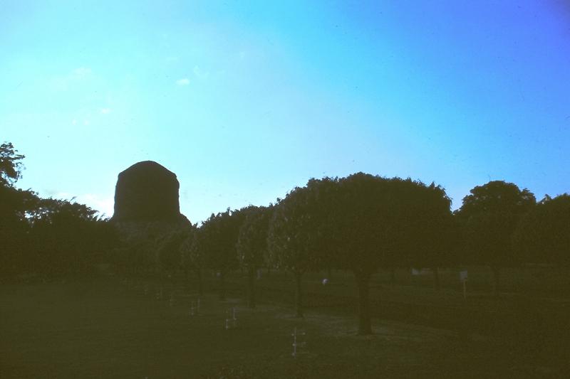 Sarnath - Stupa