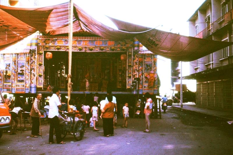 Bangkok - Street Theatre