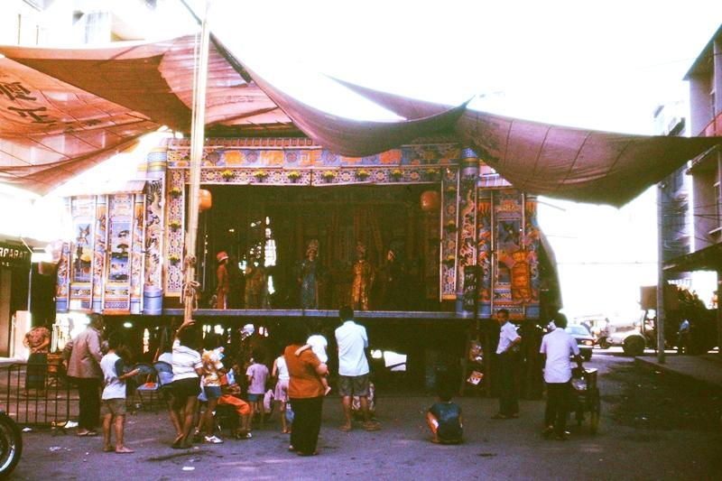 Bankkok - Street Theatre