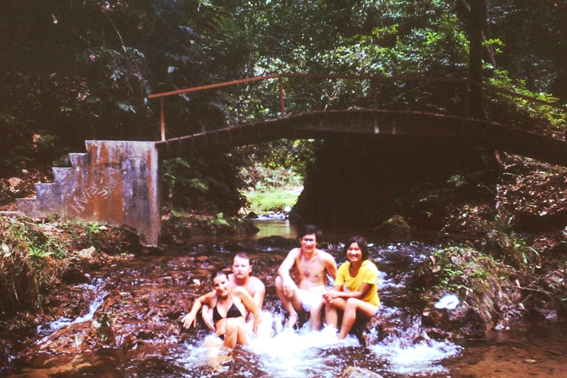Templar Park – Maggie, Ian, Pat & Erna