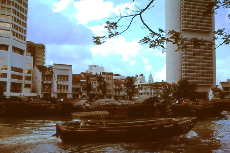 Singapore – Clarke Quay