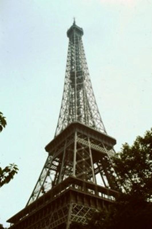 Paris – Eiffel Tower