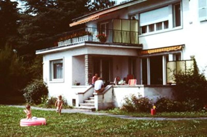 Switzerland – Ian's house