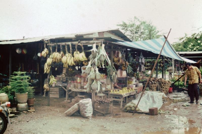 Malaysia – Fruit stall