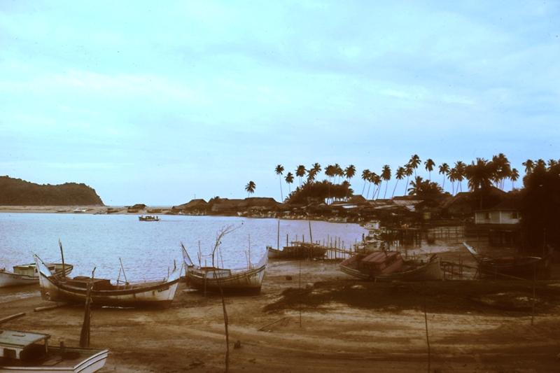 East Coast fishing village – (Joseph, where are you?)