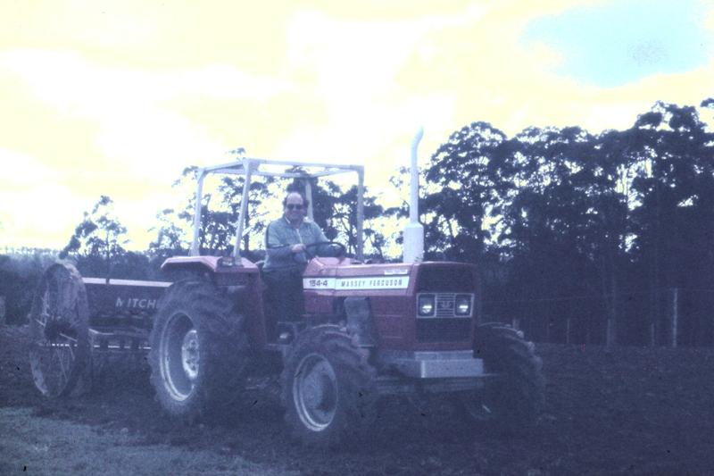 Kinglake – Farm boy