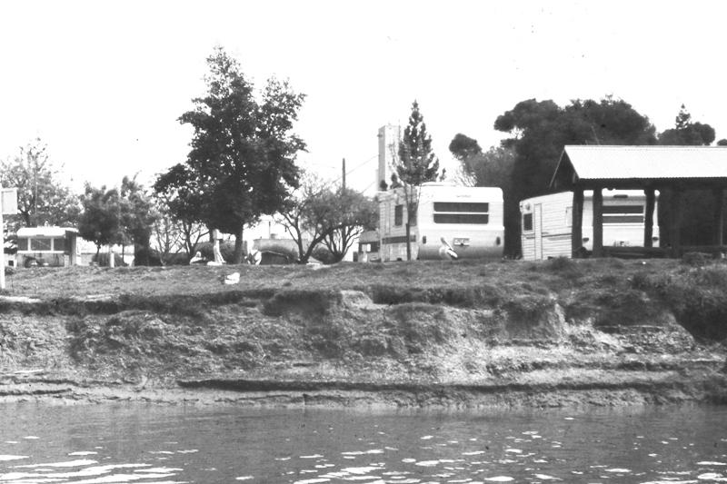 Swan Hill – Murray River – Caravan site