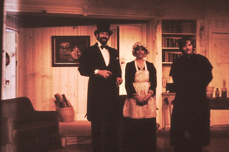 Theatre – The Stranger, The Dispenser and Father Higgins