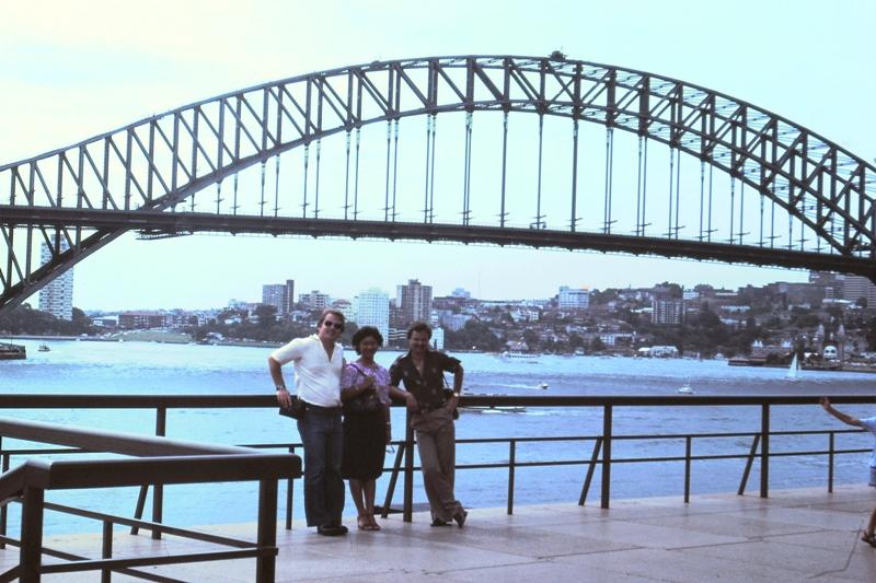 Ian, Erna & Steve