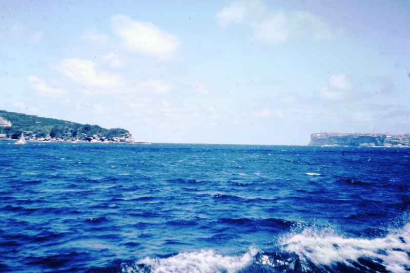 Sydney Harbour - The Heads