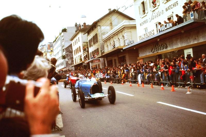 Switzerland - Vintage Cars