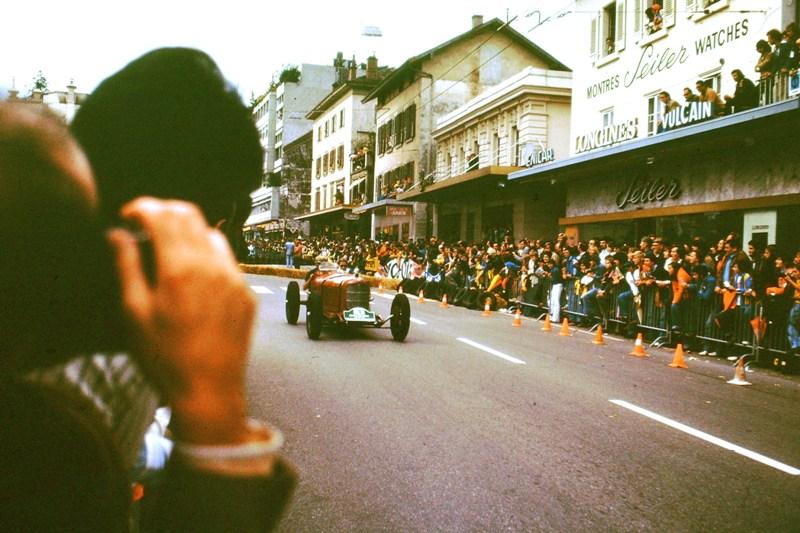 Switzerland – Vintage cars