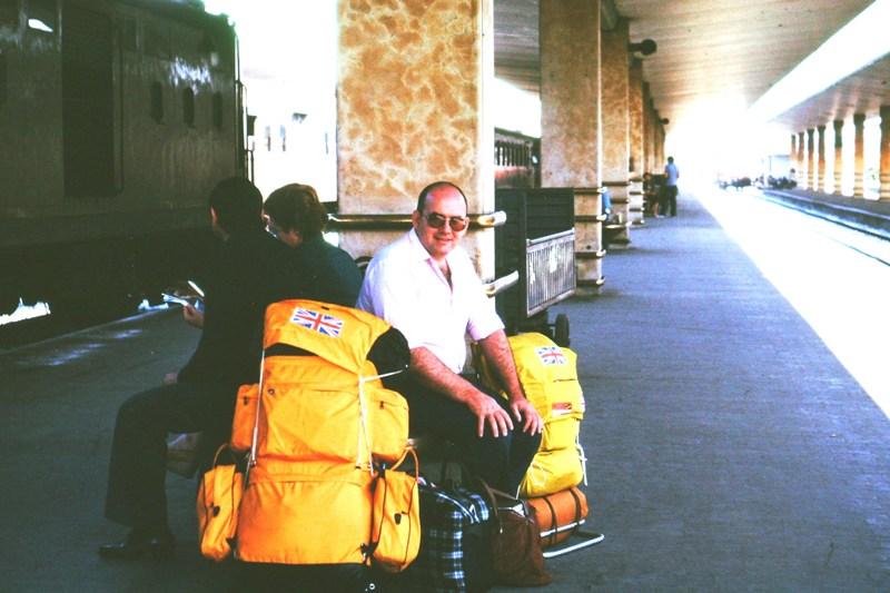 Milan railway station – Kevin