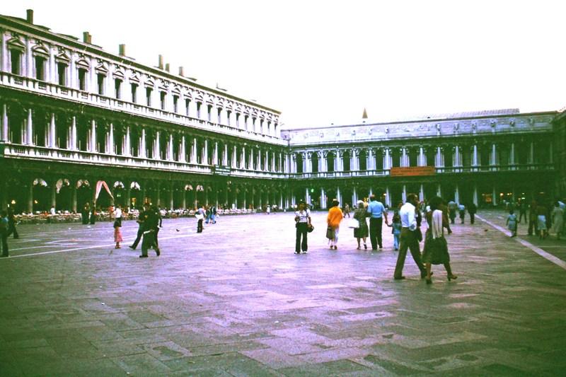 Italy – Venice – St Mark's Square