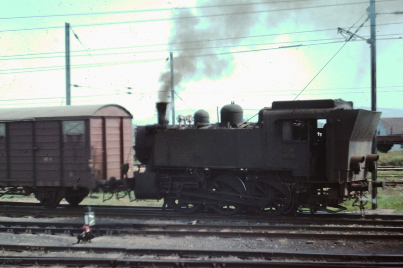 Yugoslavia – Steam trains