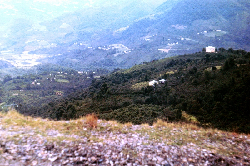 Between Samsun & Trabzon