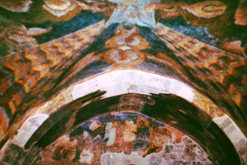 Trabzon - Hagia Sophia - frescoes