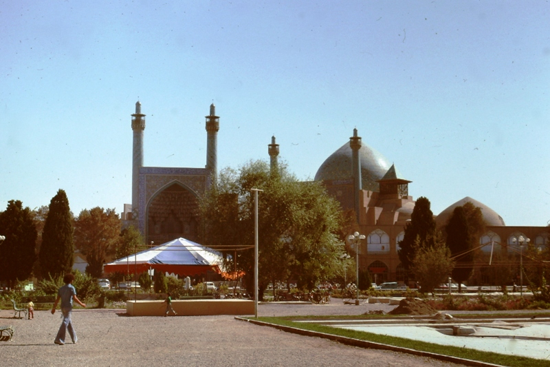 Isfahan – Royal Square and Sheikh Lotfollah Mosque – (Maidan-i-Shah and Masjid-i-Sheikh Lotfollah)