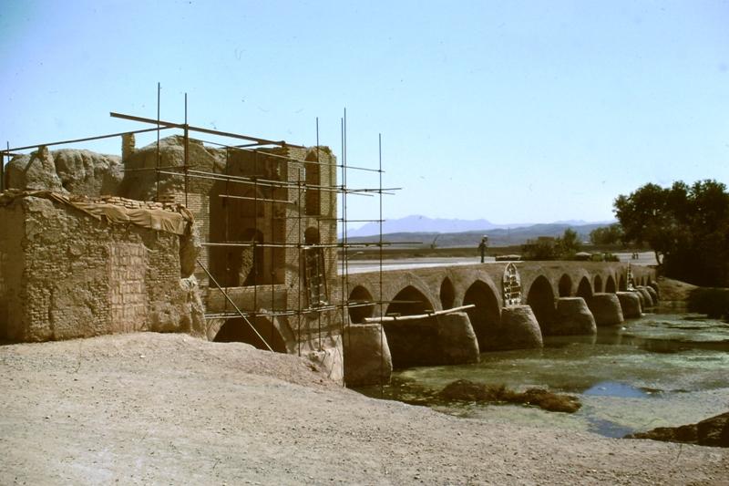 Isfahan – Shahrestan Bridge