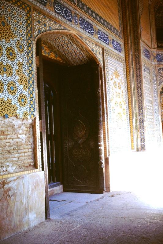 Isfahan – Shaking Minarets – Monar Jonban Mosque
