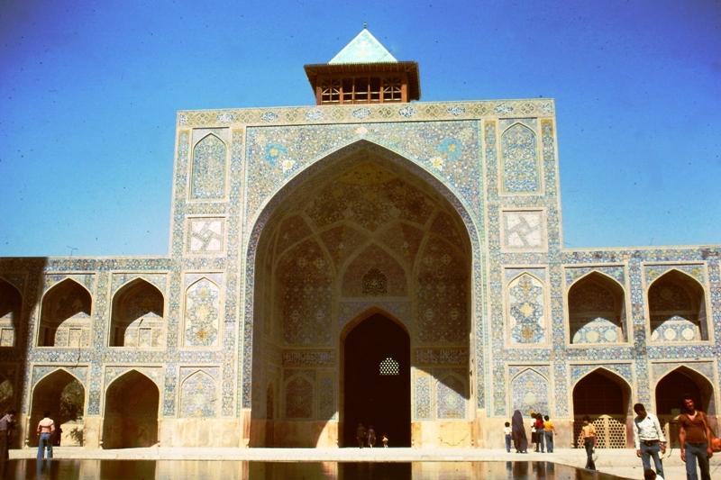 Isfahan – Shah Mosque – (Masjid-i-Shah)