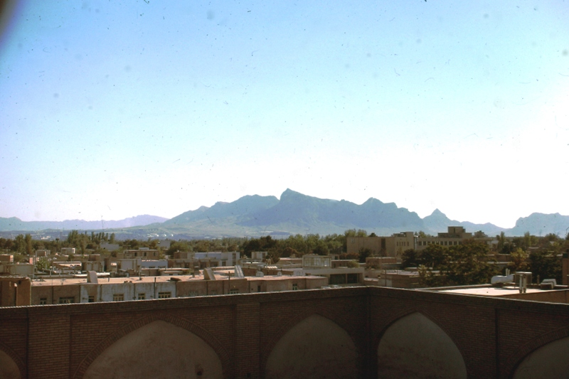 Isfahan – view of city
