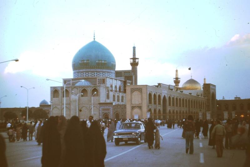 Mashhad – Goharshad Mosque