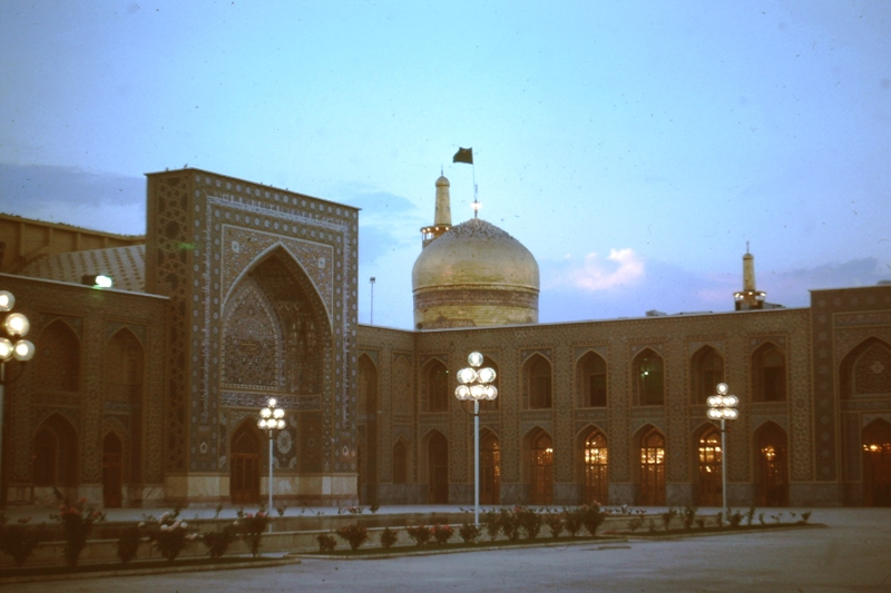 Mashhad – Goharshad Mosque